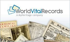 world vital records